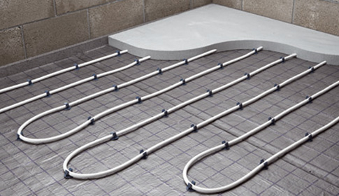 Under Floor Heating Preparation Guide